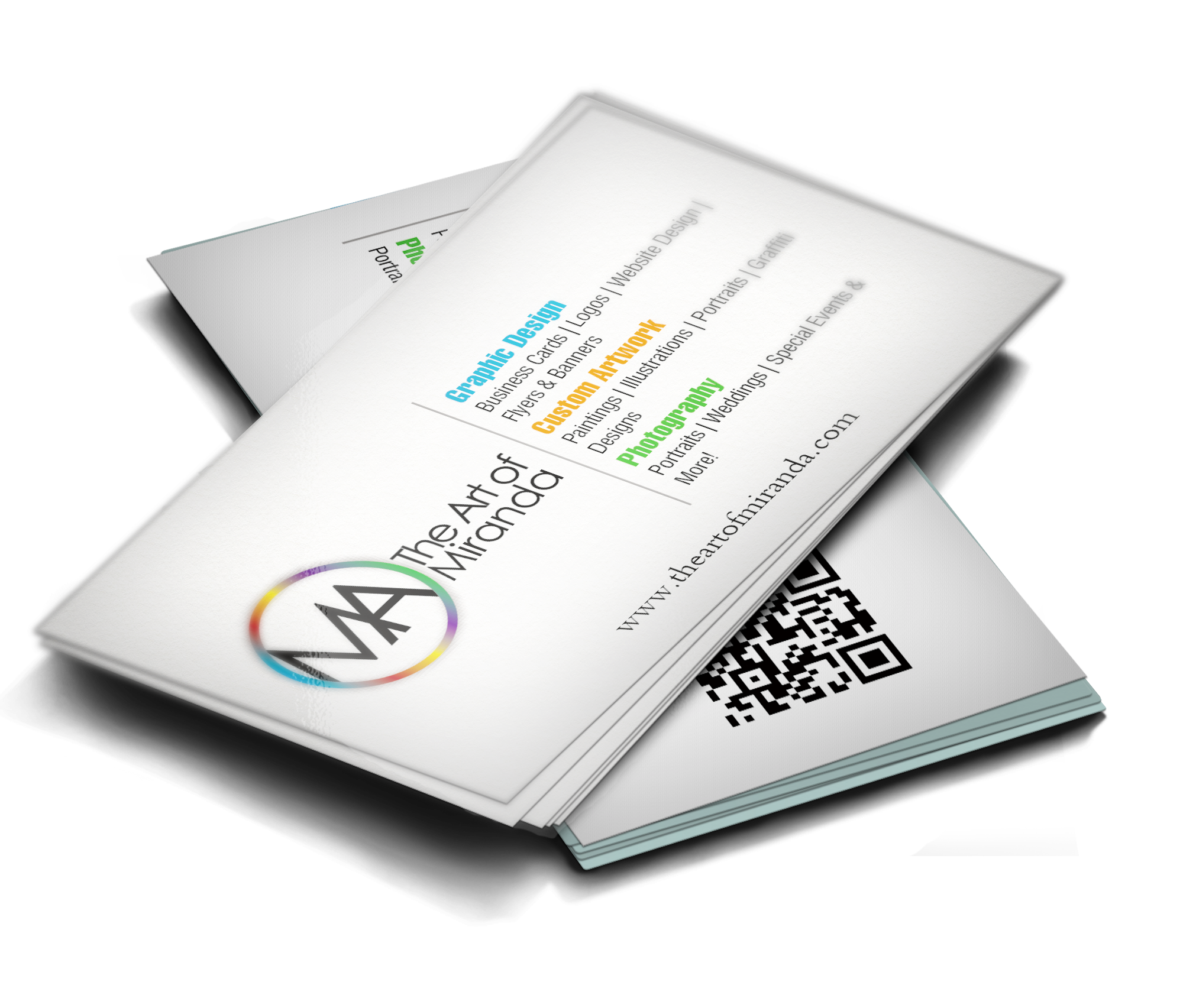 Business Cards - Promo Masters