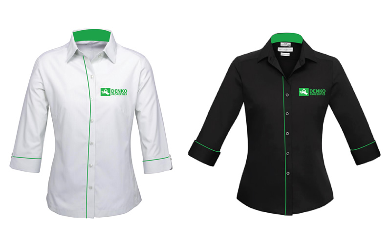 Company Logo Branded Clothing